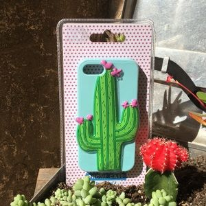 iPhone 7 and IPhone 6/6S Cactus Cellphone Case